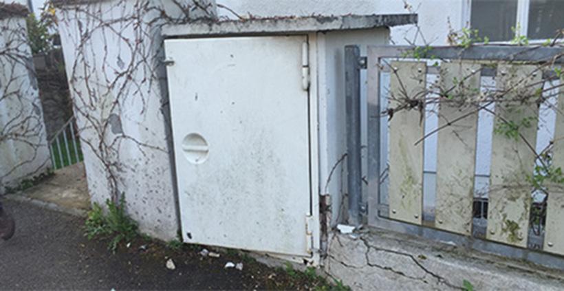 Mauersanierung Beton, Walter Schnee Anstrich und Bautenschutz